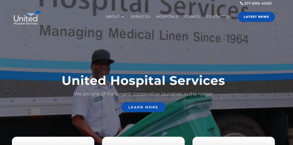 United Hospitals Launches New Website